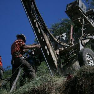 Hillside Drilling - Erosion Control in Hawaii