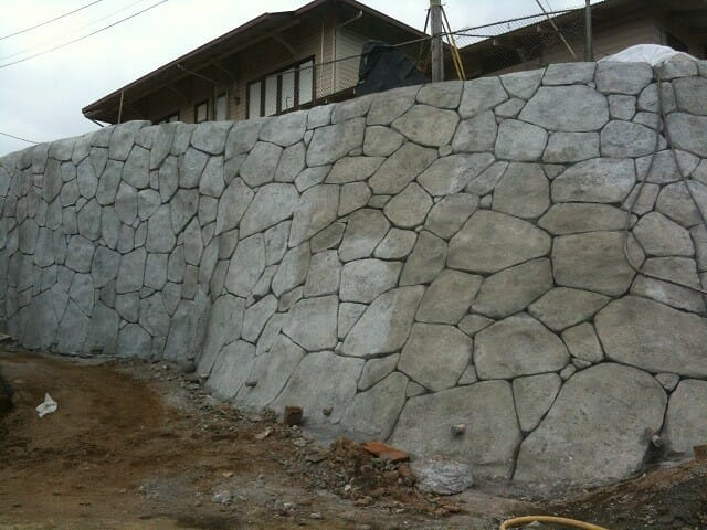 Retaining Wall Construction And Repair In Honolulu Hawaii