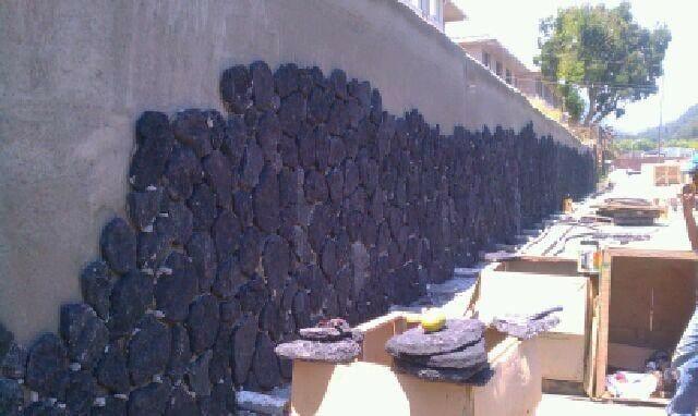 kalihi valley homes crm wall repair  u2013 hawaii rockfall