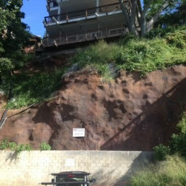 Pacific Heights Erosion Control