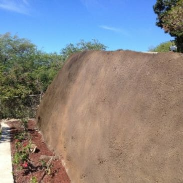 Aina Haina – Stabilization of Retaining Wall
