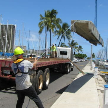 Ala Wai Boat Harbor Improvements