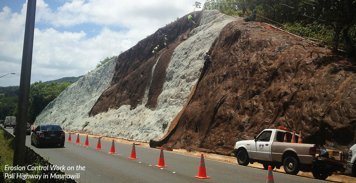 Rockfall Mitigation Solutions