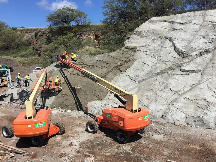 Soil Nail Installation : Soil nail installation equipment ftempo