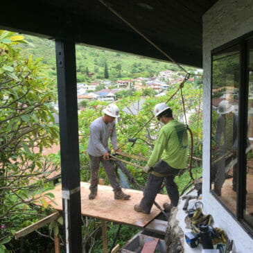 Foundation Stabilization in Hawaii Kai