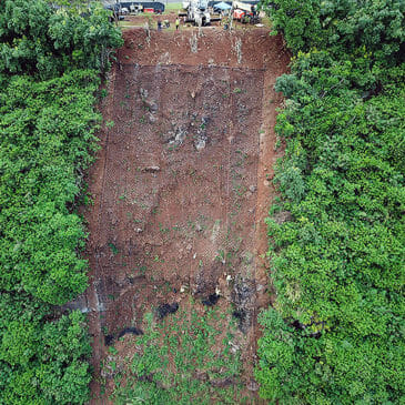 Wailua River State Park Rockfall Mitigation